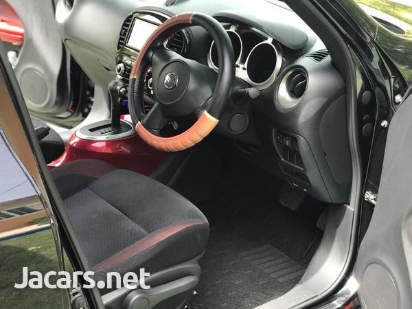 Nissan Juke 1,5L 2013-3