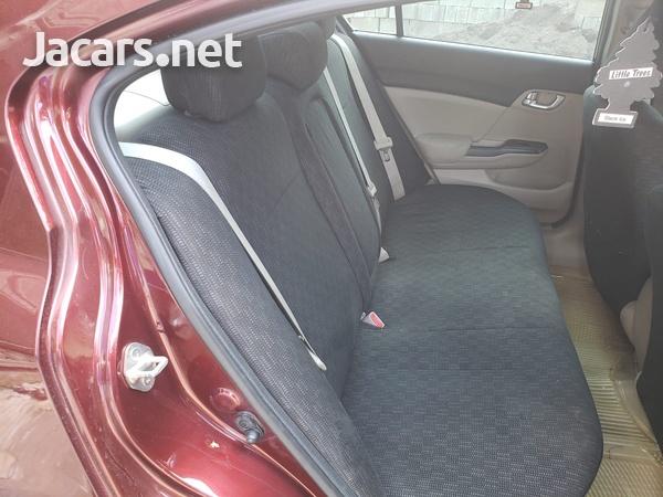 Honda Civic 1,6L 2012-3