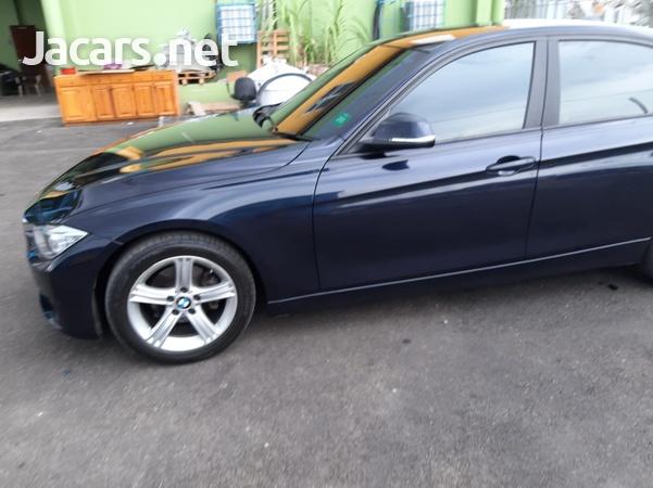BMW 3-Series 1,9L 2013-15