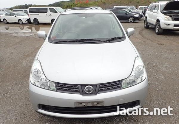 Nissan Wingroad 1,5L 2016-7