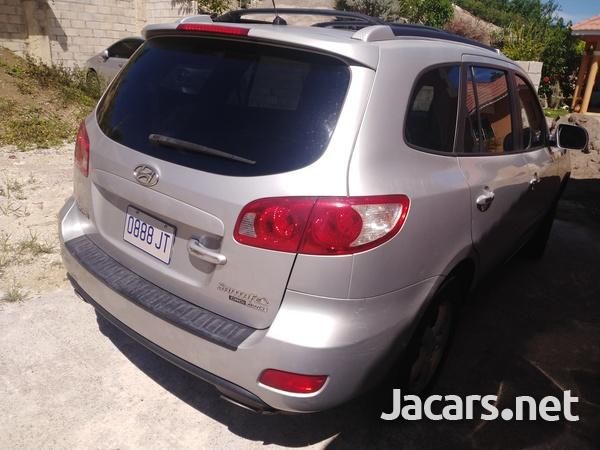 Hyundai Santa Fe 2,2L 2009-4