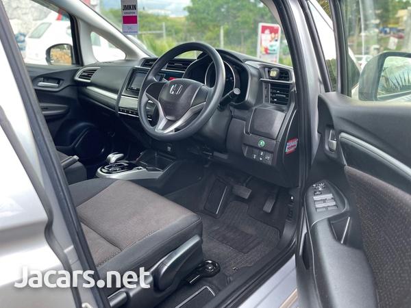 Honda Fit 1,5L 2016-9