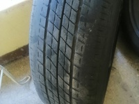 Two 175/70r14 Rims and Tires