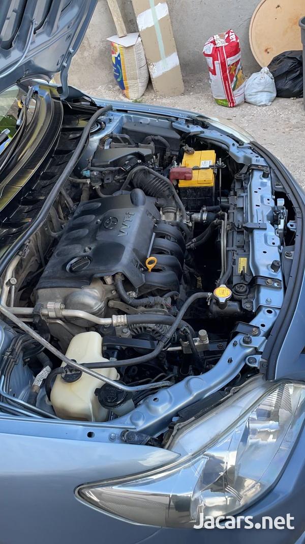 Toyota Corolla XLi 1,5L 2012-14