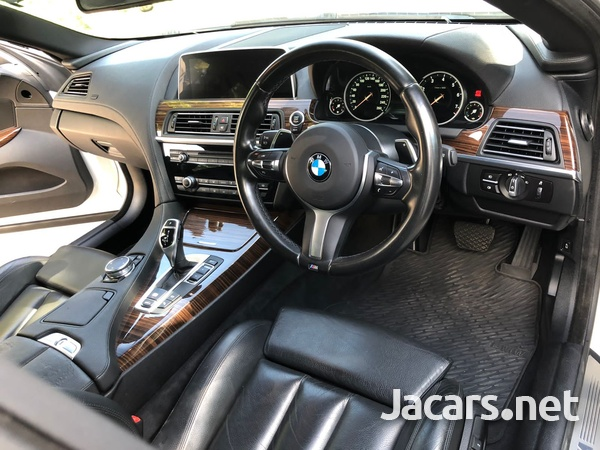 BMW 6-Series 3,0L 2016-7