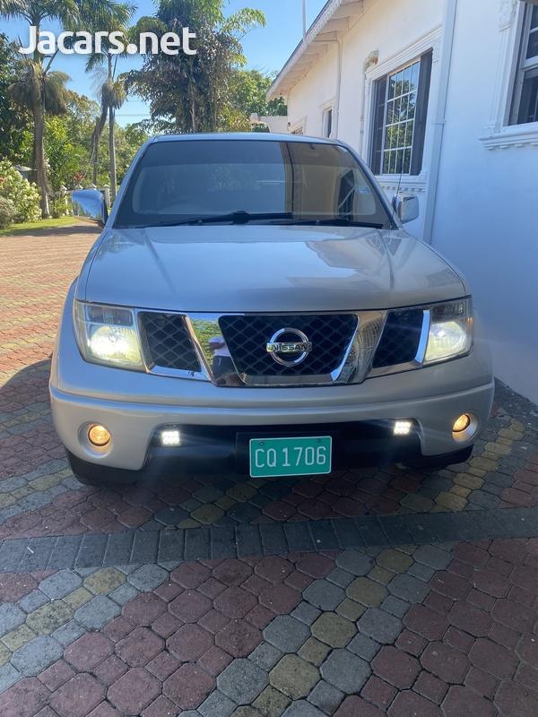 Nissan Navara 3,0L 2009 LE-2