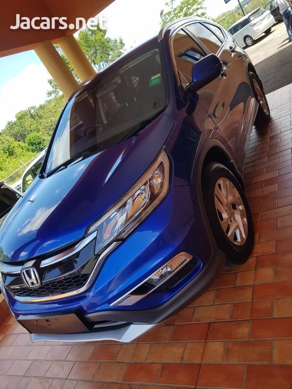 Honda CR-V 2,0L 2016-10