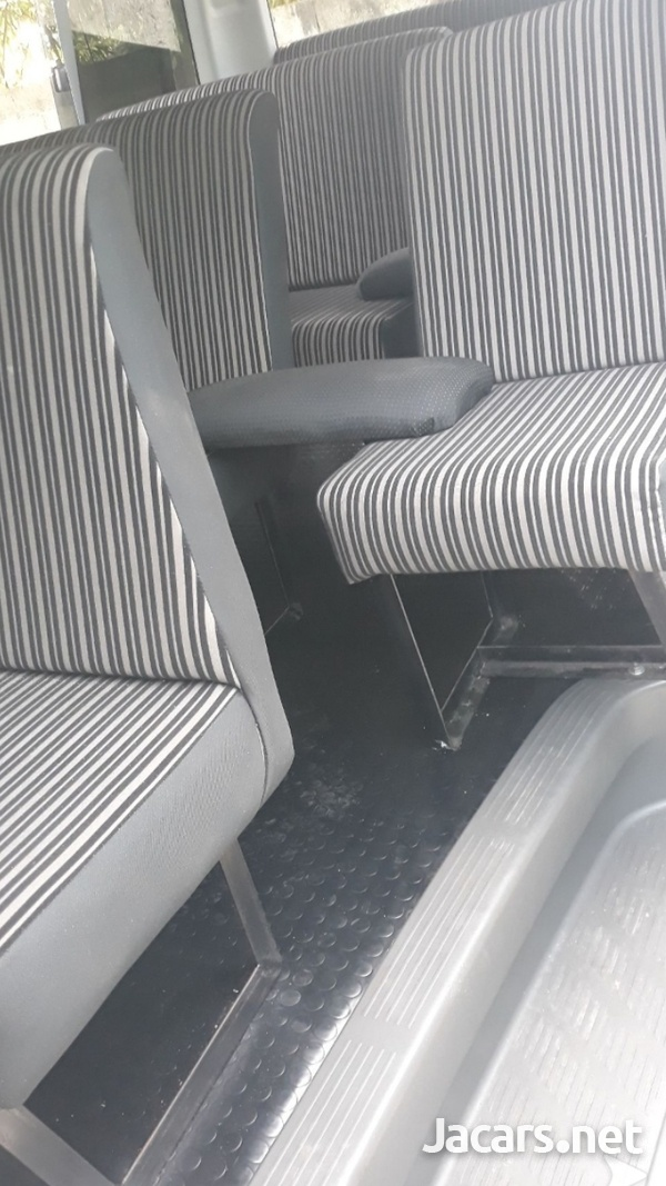 HAVE YOUR BUS FULLY SEATED OUT.WE BUILD AND INSTALL BUS SEATS.CONTACT 8762921460-8