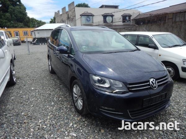 Volkswagen Sharan 1,8L 2014-4