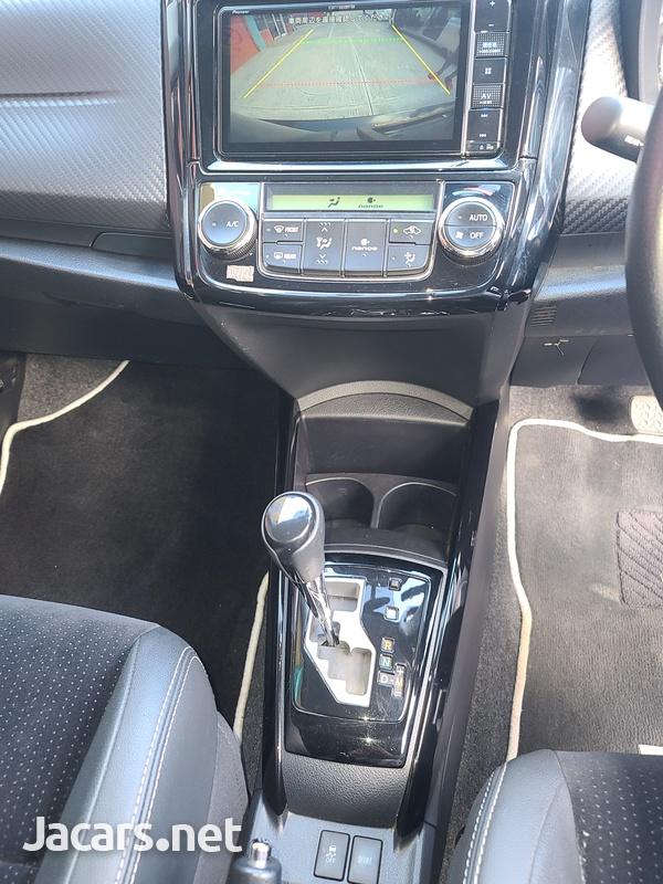 Toyota Fielder 1,8L 2013-10