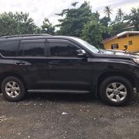 Toyota Prado 7,5L 2015
