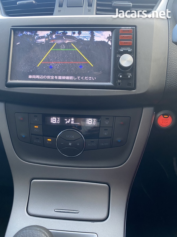 Nissan Sylphy 1,8L 2014-14