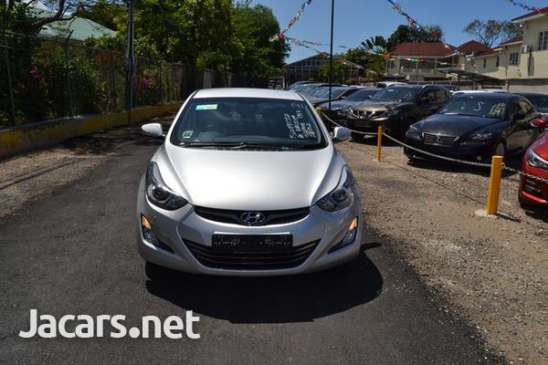 Hyundai Elantra 1,5L 2015-3
