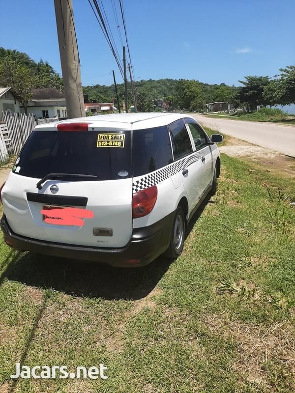 Nissan AD Wagon 1,4L 2012-4