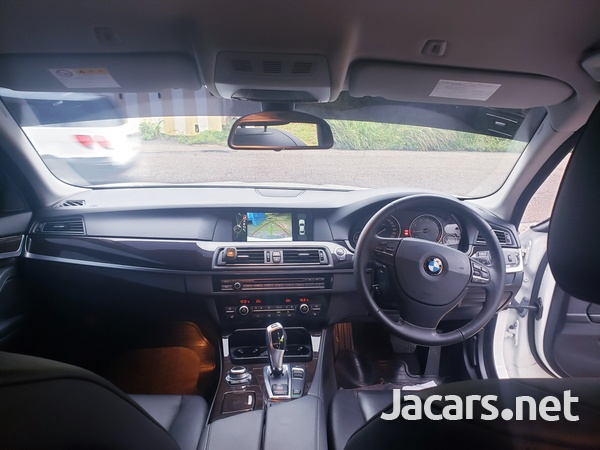 BMW 5-Series 2,5L 2013-10
