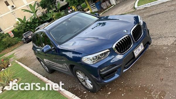 BMW X3 2,0L 2021-2