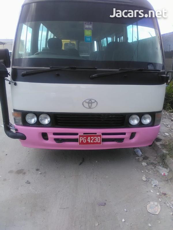 Toyota Coaster Bus 2004-2