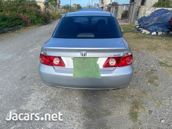 Honda Fit Aria 1,5L 2007-5