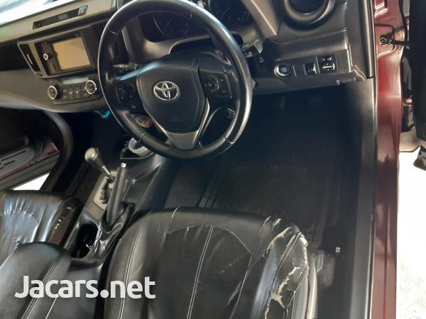 Toyota RAV4 2,0L 2016-9