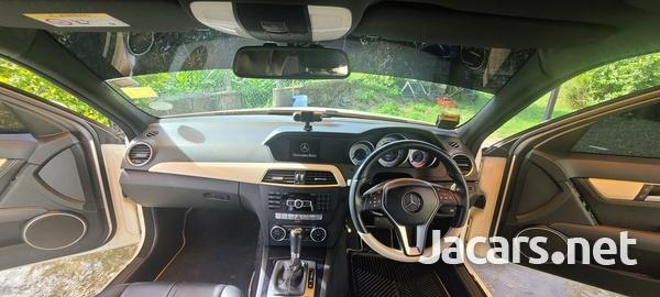 Mercedes-Benz C-Class 1,6L 2014-11