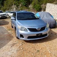 Toyota Corolla XLi 1,8L 2013