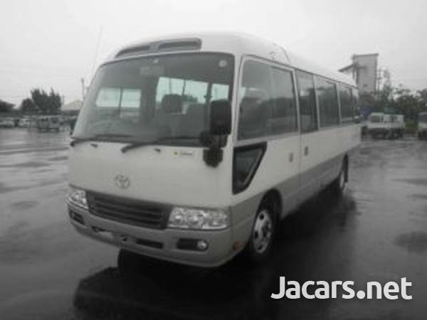 2012 Toyota Coaster Bus-9