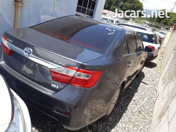Toyota Camry 2,0L 2014-7