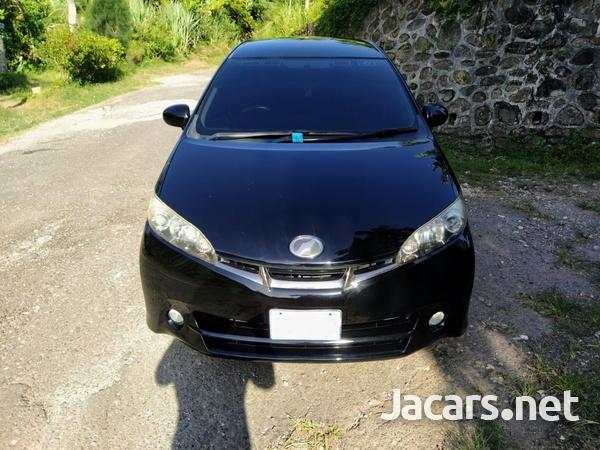 Toyota Wish 1,8L 2011-9
