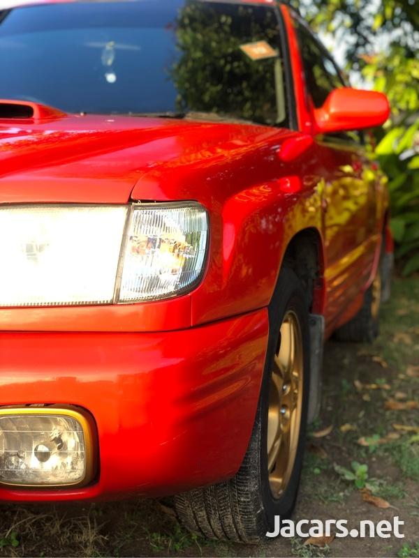 Subaru Forester 2,0L 2001-2