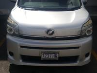 Toyota Voxy 0,5L 2012