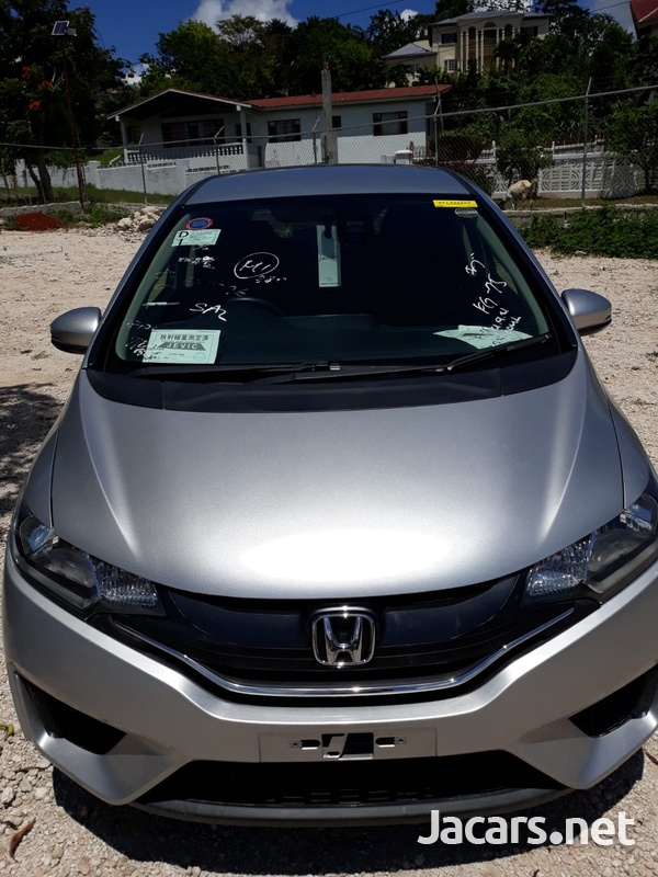 Honda Fit 1,5L 2017-1