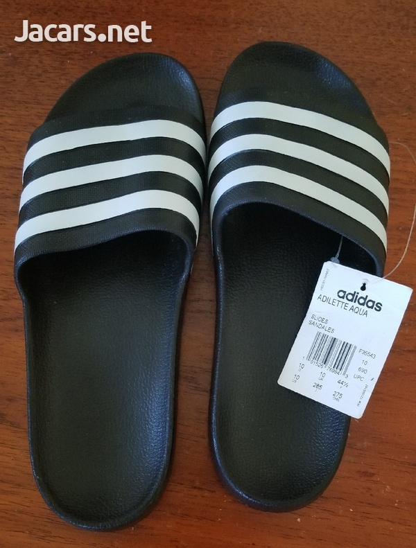 Original Brand New Puma/Adidas/Nike Slides, Sizes 8 - 10-4