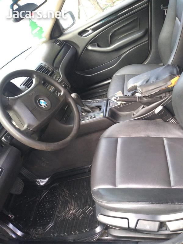 BMW 3-Series 1,8L 2002-3