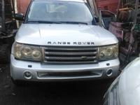 Land Rover Range Rover Sport 4,4L 2006