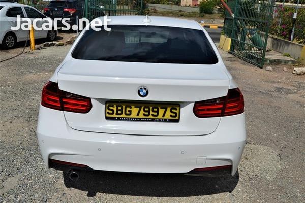 BMW 3-Series 1,6L 2013-6