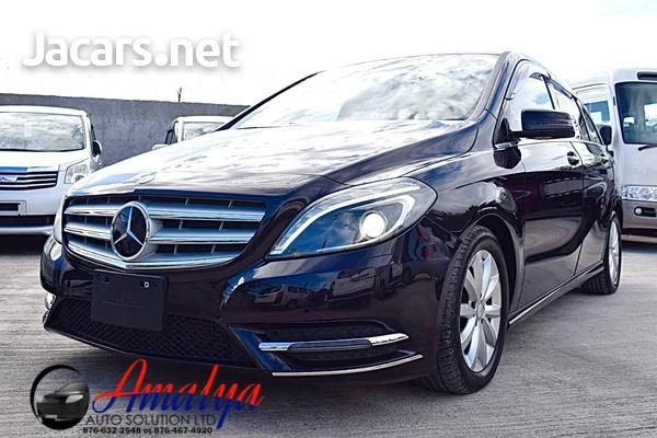 Mercedes-Benz B-Class 2,0L 2014-1