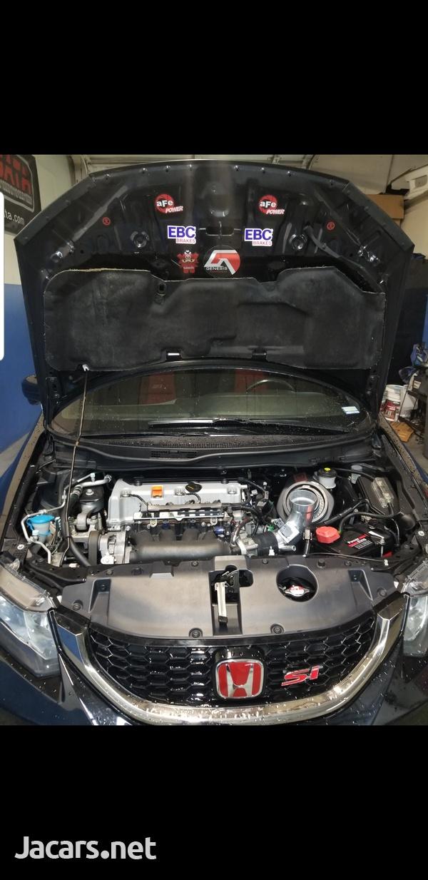 Honda Civic 2,4L 2015-12