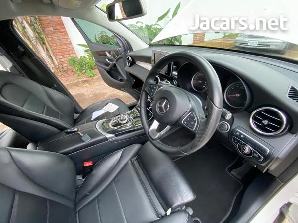 Mercedes-Benz GLC-Class 2,0L 2017-6