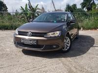 Volkswagen Jetta 1,5L 2014