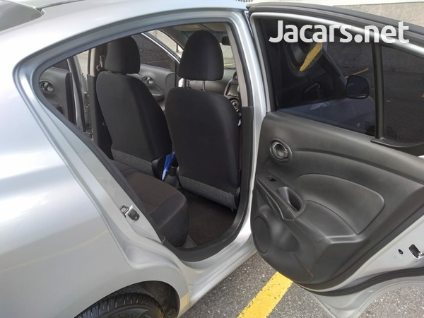 Nissan Latio 1,2L 2013-7