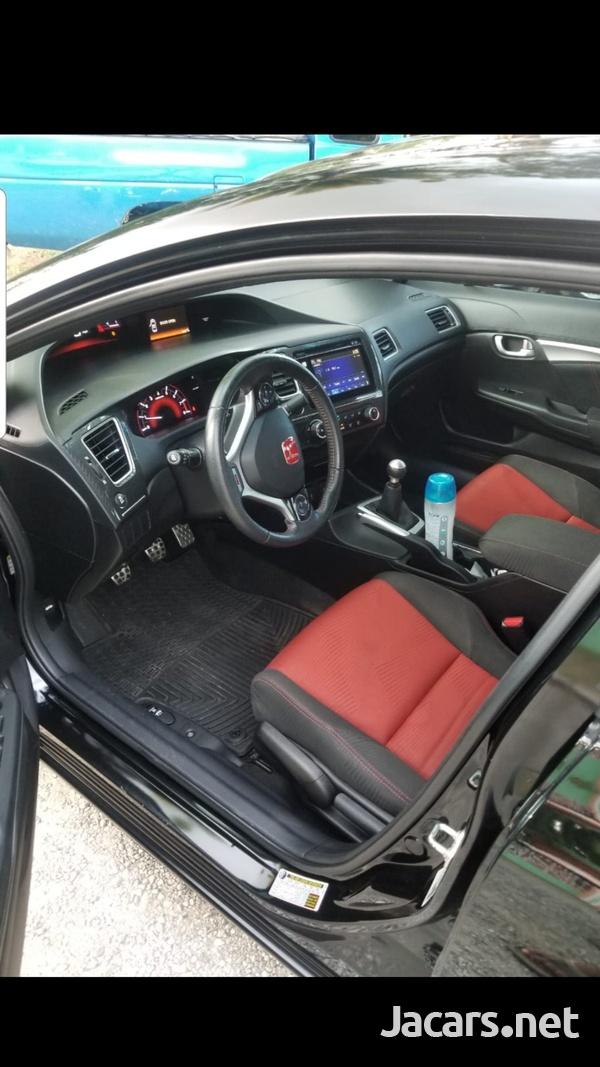 Honda Civic 2,4L 2015-5