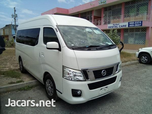 2014 Nissan NV 350 Caravan-1