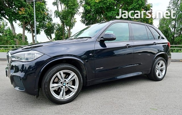 BMW X5 3,0L 2015-2