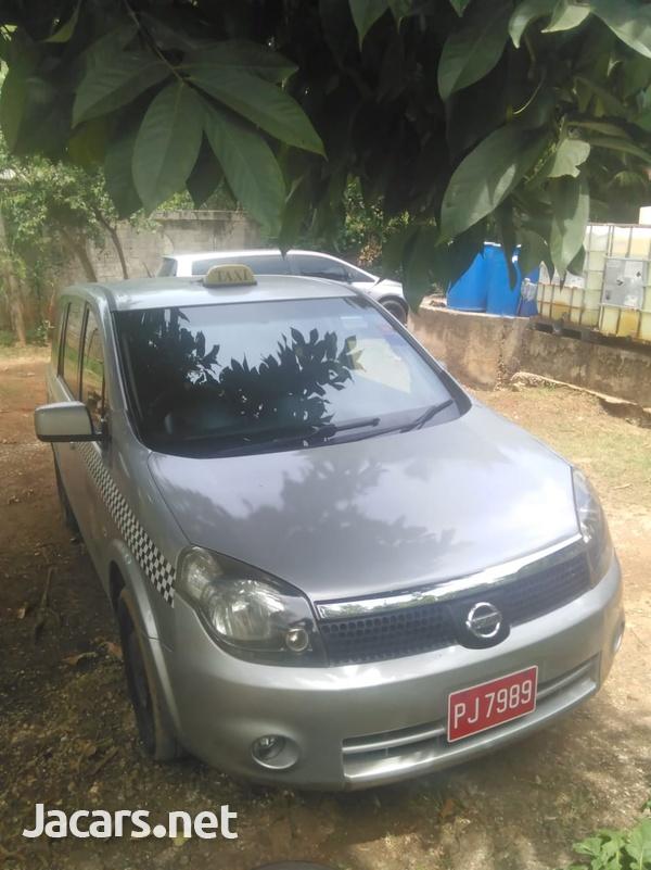 Nissan LaFesta 2,0L 2008-2