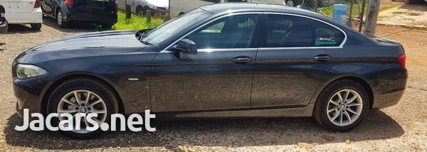 BMW 5-Series 3,0L 2013-2