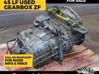 GEARBOXES - ISUZU / DAF / MITSUBISHI AND MORE
