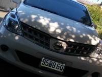 Nissan Tiida 1,3L 2008