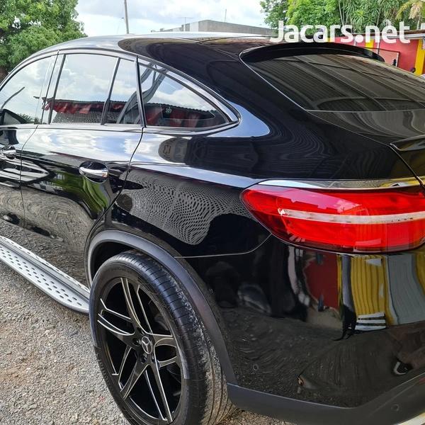 Mercedes-Benz GLE-Class 2,9L 2019-5