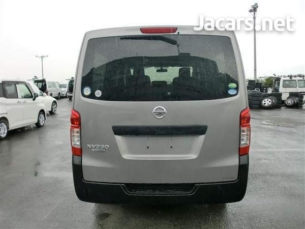 Nissan Caravan 3,6L 2013-2