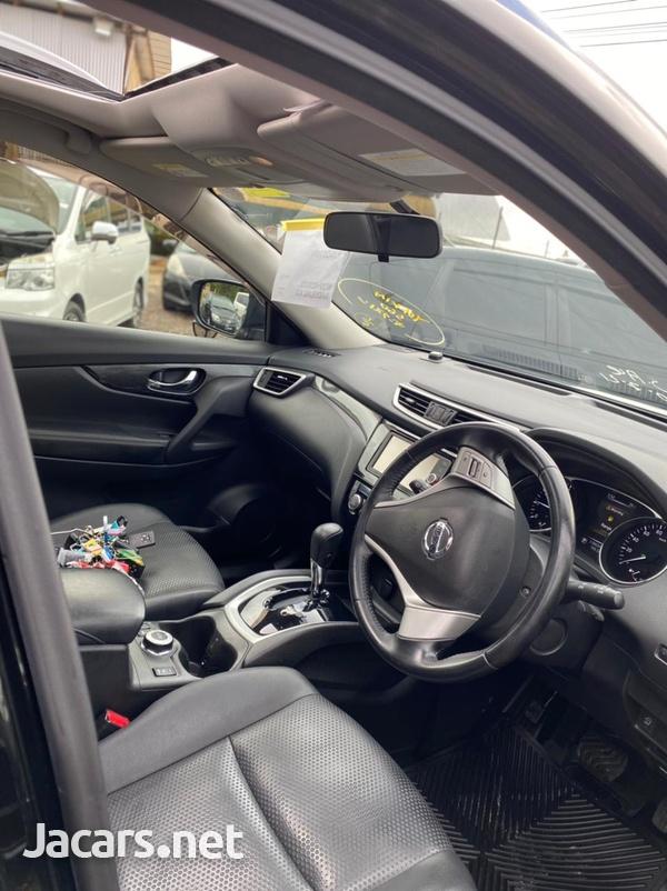 Nissan X-Trail 2,0L 2014-3